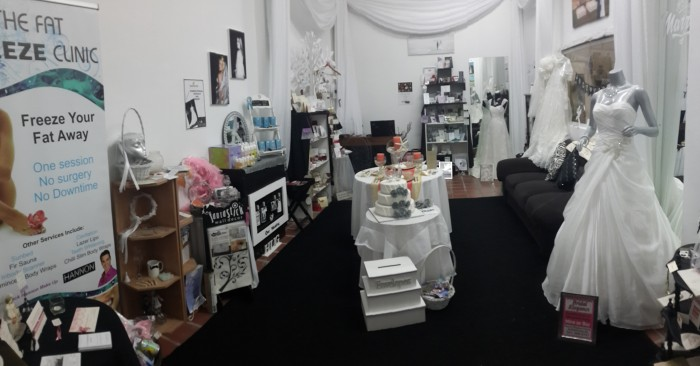 B-Unique Weddings & Events Showroom