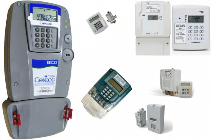 Straton Electrical Prepaid Meters