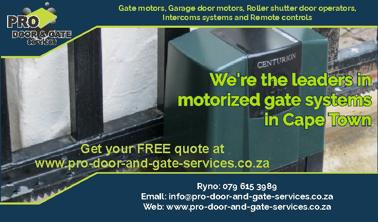 Pro Door And Gate Services