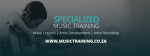 Specialized Music Training