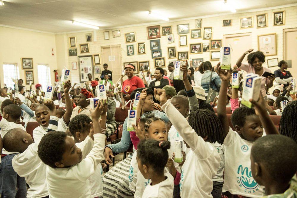 Feed SA kids in Alexandra
