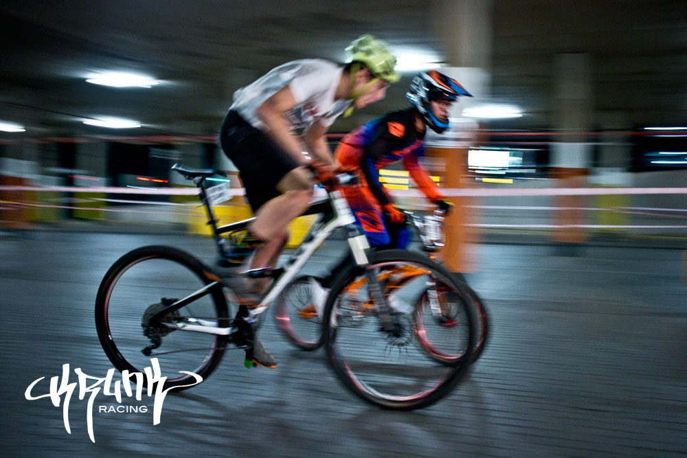 Mountain bike vs BMX