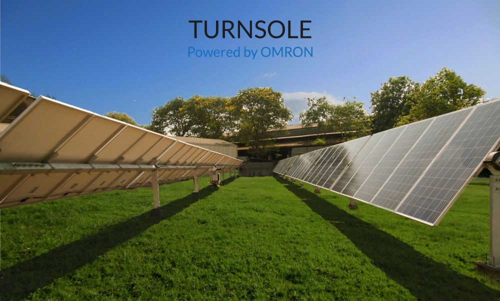 TURNSOLE Powered by Omron