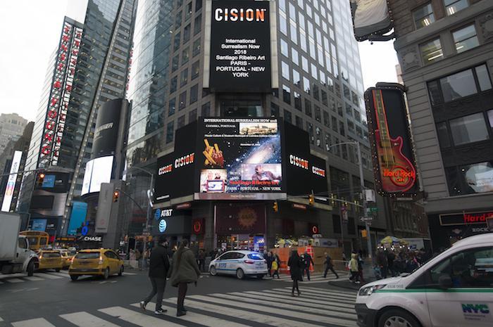 Santiago_Times Square