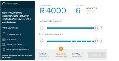 Personal Loans -  Wonga SA