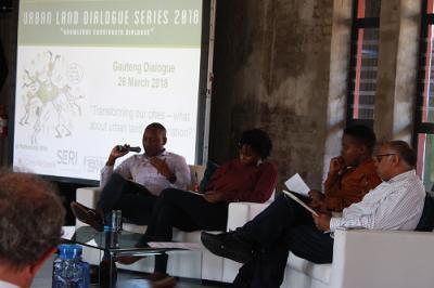 Urban Land Dialogue