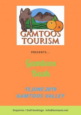 Gamtoos Bash 15 June 2019