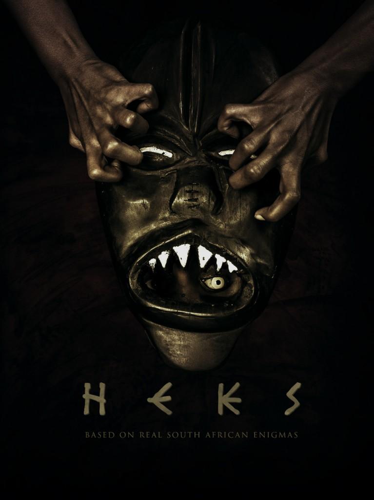 Heks teaser poster Photo: Ockert Olivier