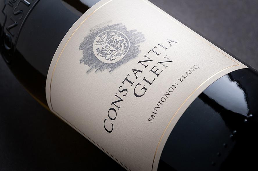 Constantia Glen Sauvignon Blanc 2018 Styled