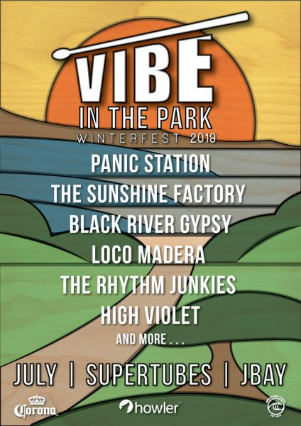 Vibe In The Park