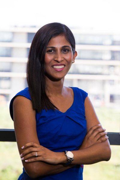 Prashanti Narainsamy, the lead on Customer Experience at Talksure