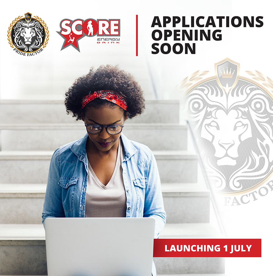 Score Energy Drink and Pride Factor collaboration