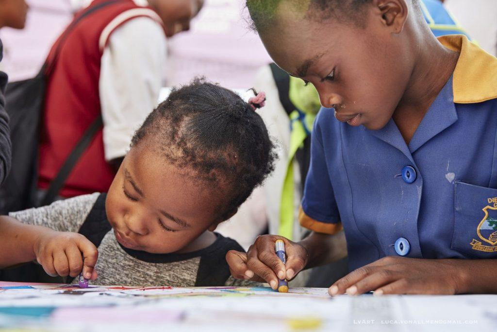 Youth Empowerment. Image credit Afrika Tikkun